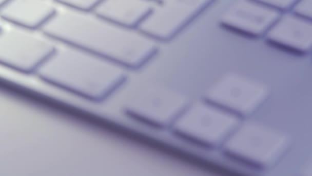 Apple computer keyboard