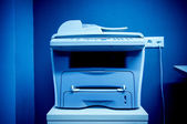 Fotografie kancelář tiskárny multifunkční zařízení