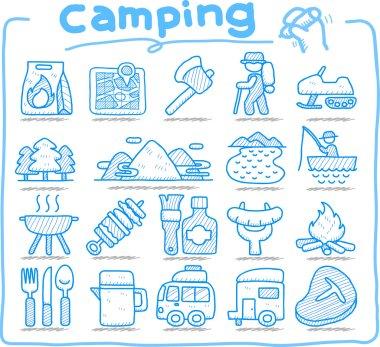 Travel & holiday icons, icons Set,