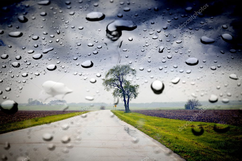 sad rainy weather images - HD 1024×768