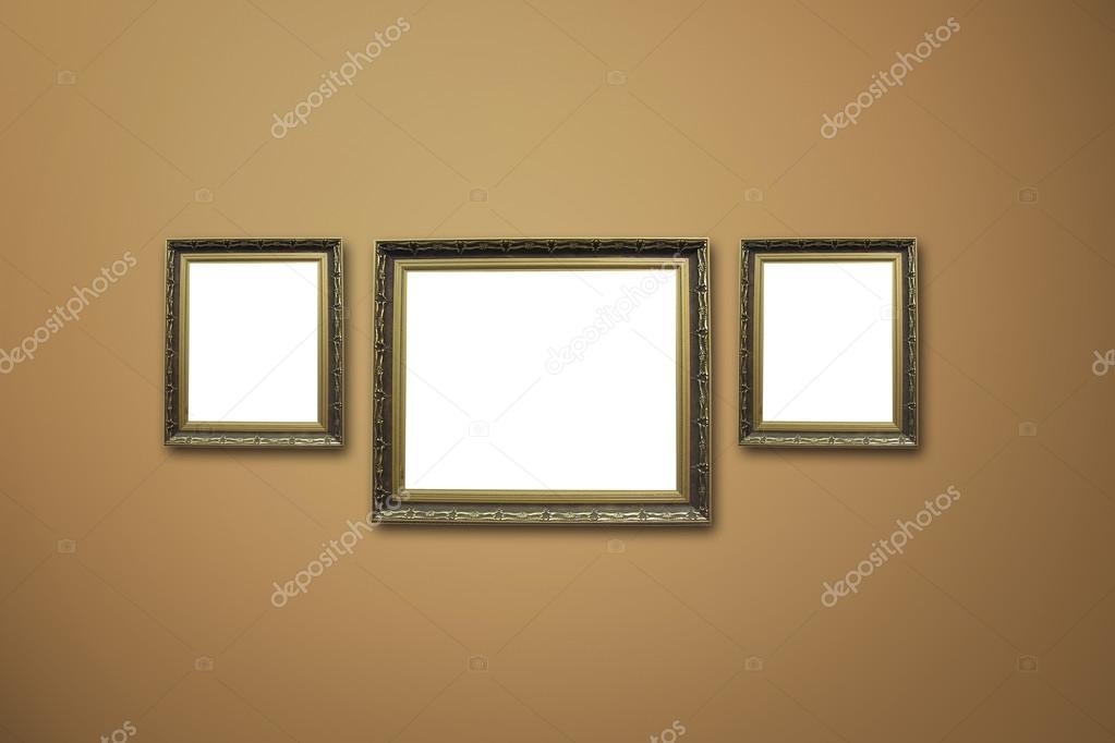 Foto marco colgar en pared — Fotos de Stock © smudger087 #13715991