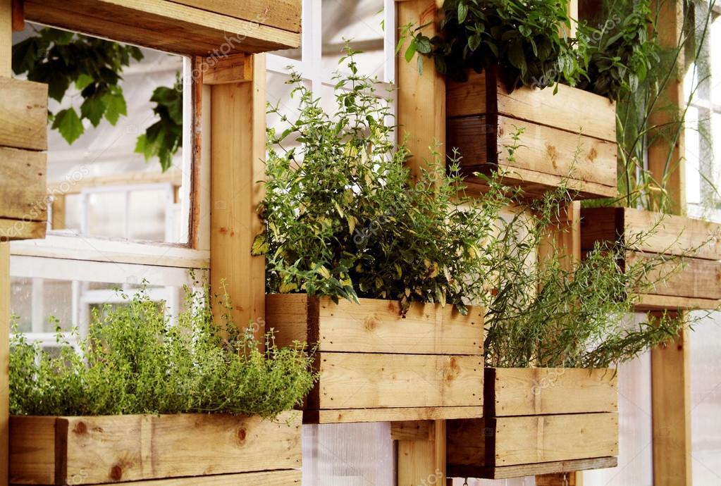 cucina giardino — Foto Stock © Artlover #32573633