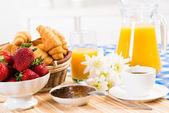brzká snídaně