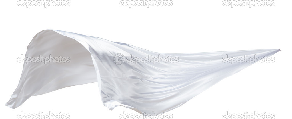 Fabric Weaves The Wind Stock Photo Image By Khakimullin 34988087