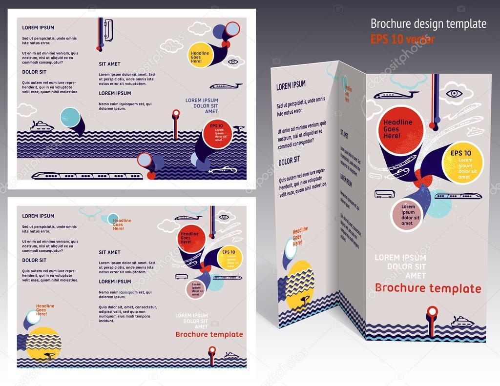 editable brochure templates