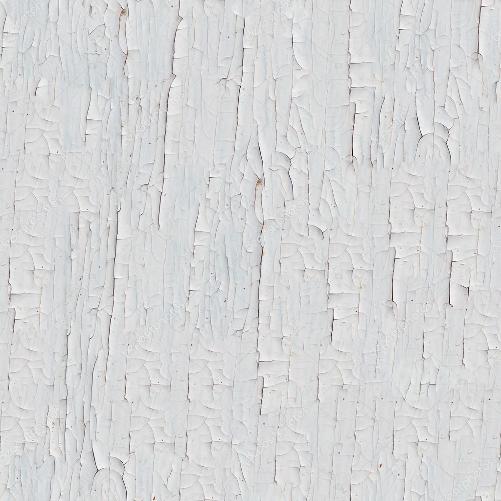 Wall paint texture seamless - White Cracked Paint Seamless Texture Stock Photo 22583161