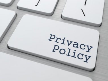 Privacy Policy Concept.