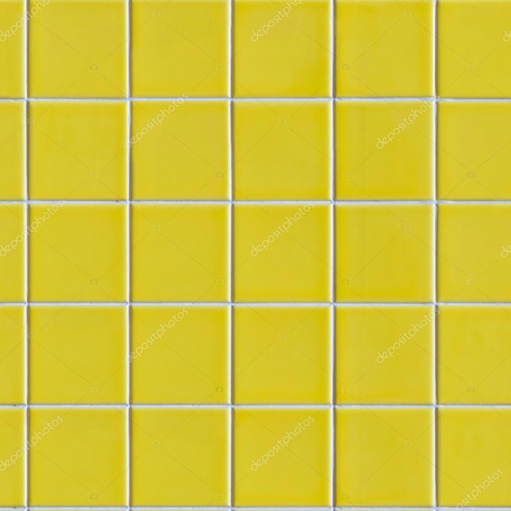 Yellow tiles seamless texture stock photo - Azulejos amarillos ...