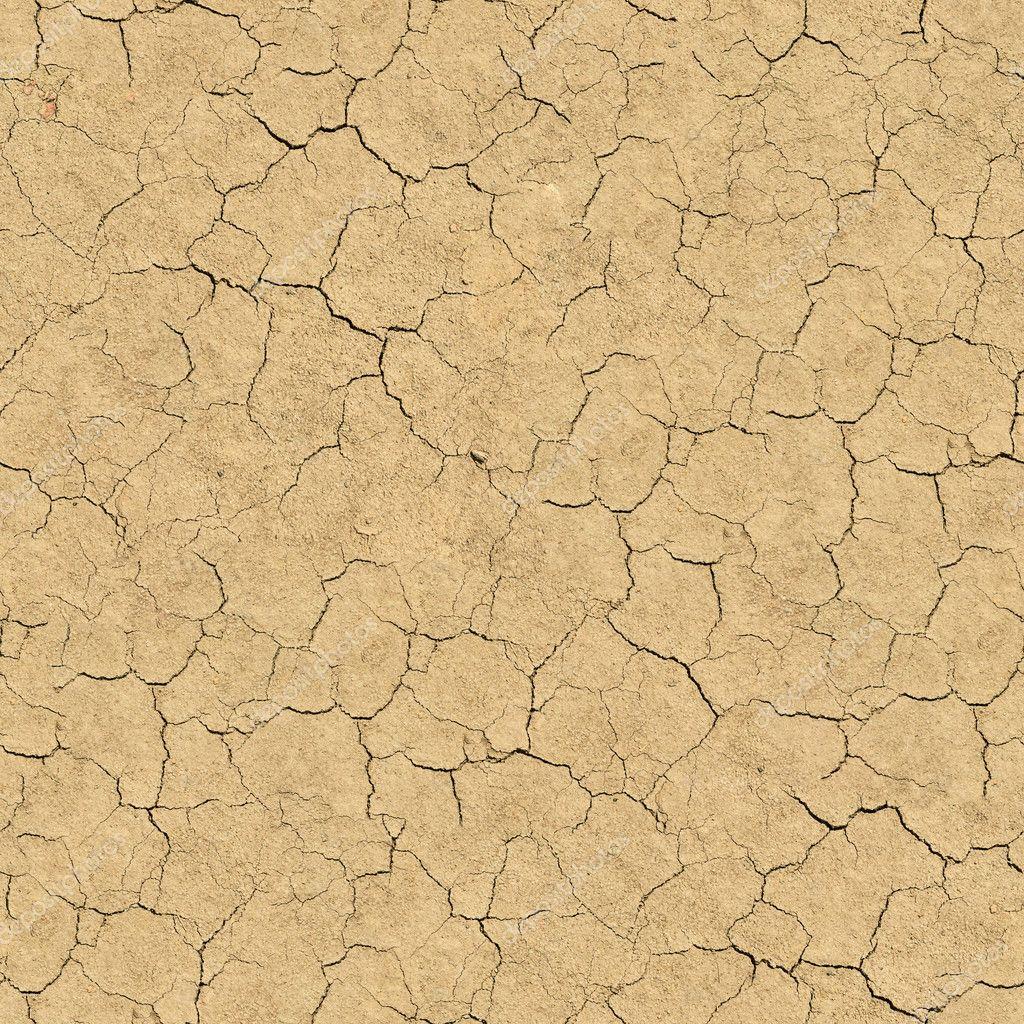 Cracked Soil. Seamless Texture. — Stock Photo © tashatuvango #29242359