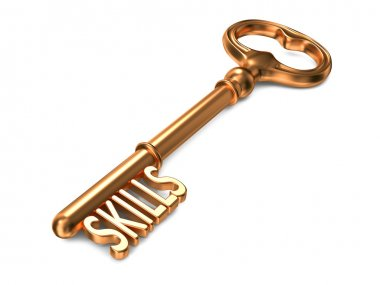 Skills - Golden Key.