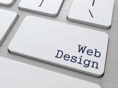 Web Design. Business Concept.