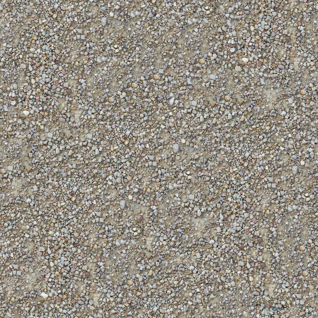 Seamless Texture of Gravel Country Road. — Stock Photo ...