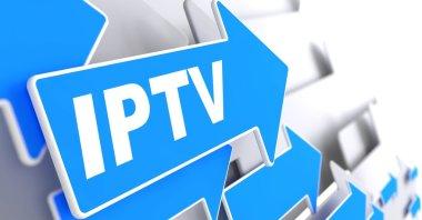 IPTV. Information Concept.