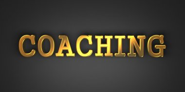 Coaching. Business Concept.