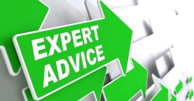 Expert Advice. Business Concept.