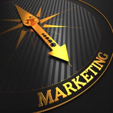 Marketing. Business Background.