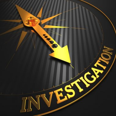 Investigation. Information Background.