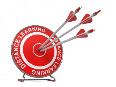 Distance Learning. Education Concept.