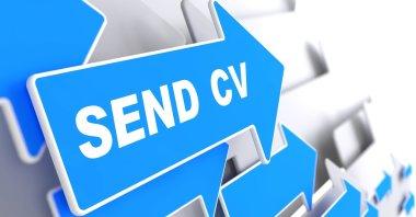 Send CV. Business Background.