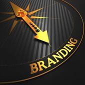 značky. podnikatelský koncept
