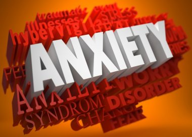 Anxiety Concept.