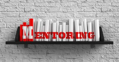Mentoring. Education Concept.