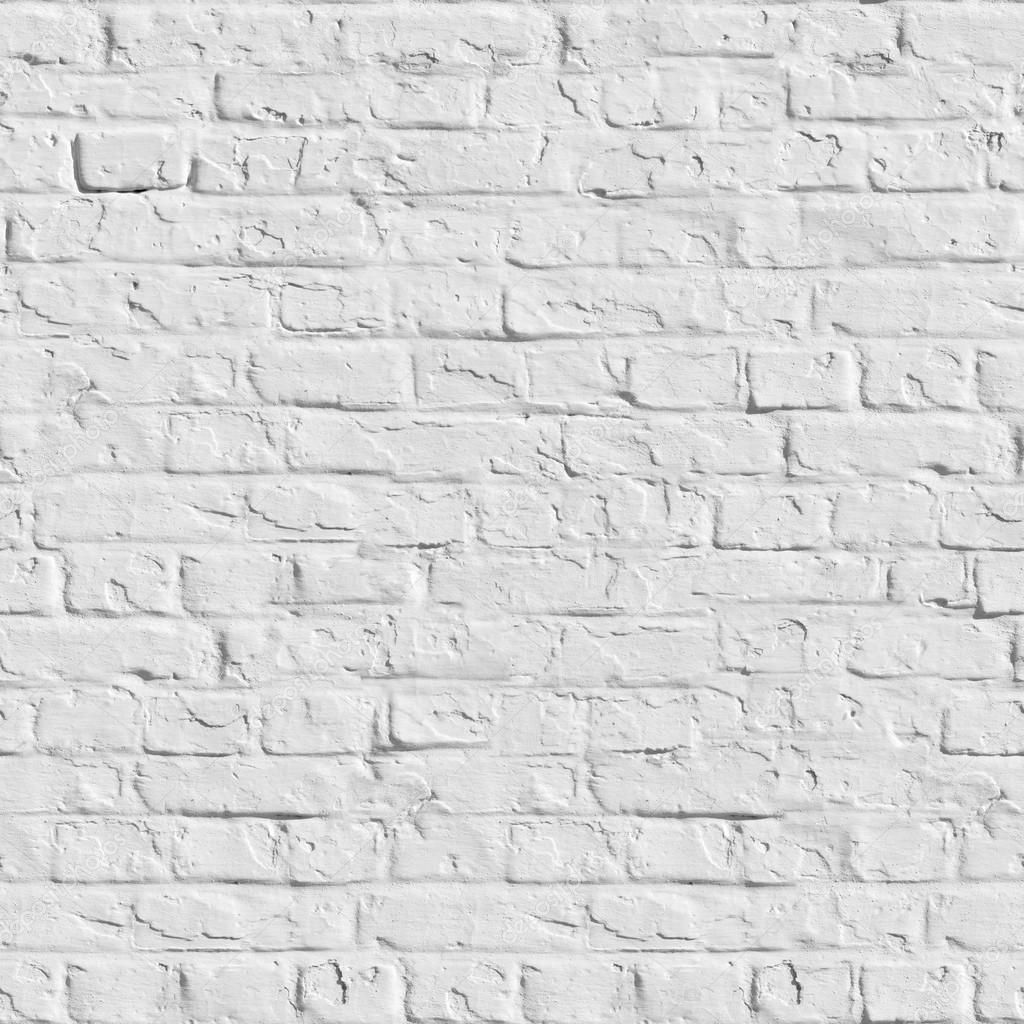 White Brick Wall Seamless Texture Stock Photo Image By Tashatuvango 36995775