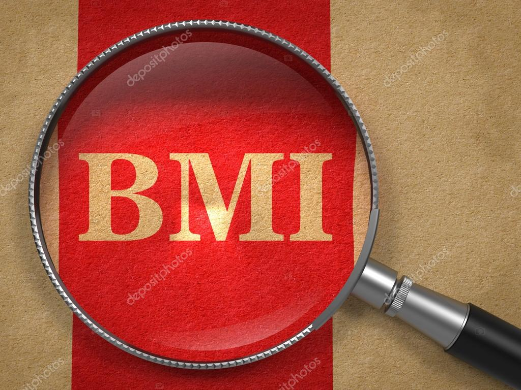 BMI - Magnifying Glass.