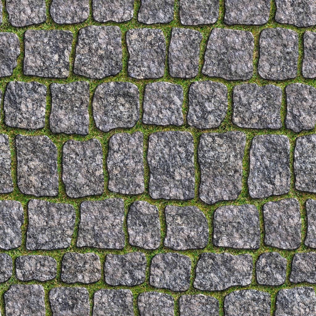 Adoqu n de granito textura enlosables sin fisuras foto - Adoquines de granito ...