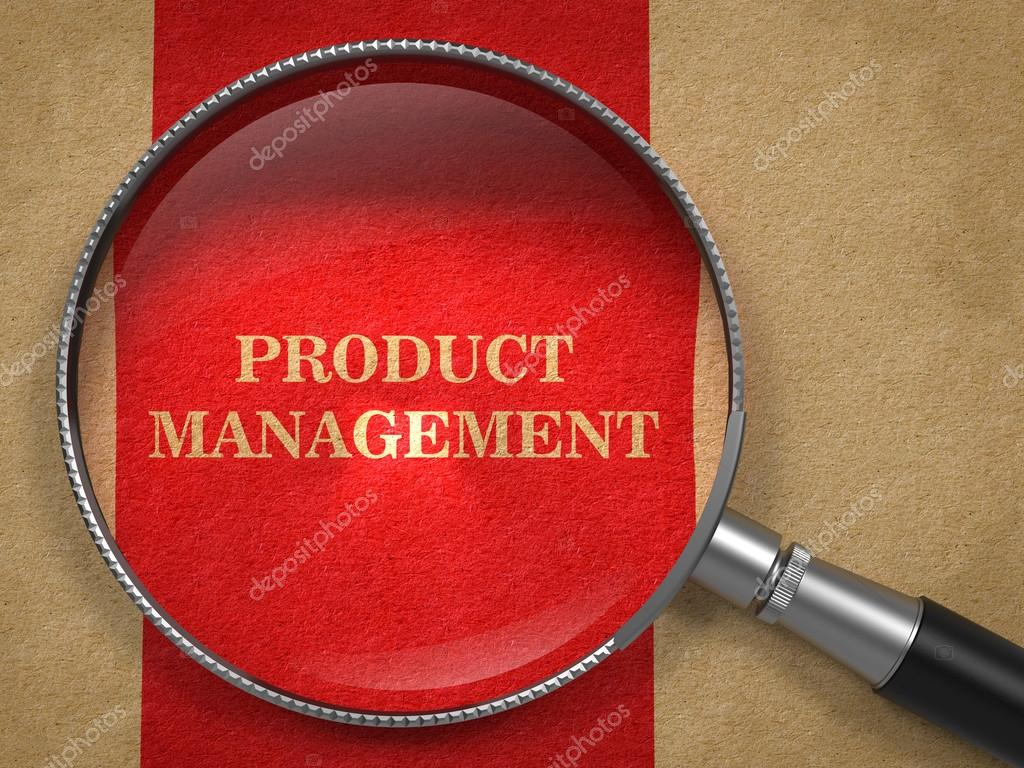 Product Management - Magnifying Glass.