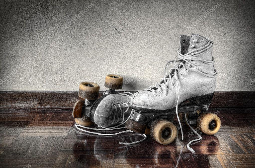 Vintage Skates