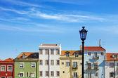 Lisabon domy