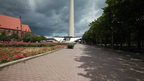 Berlin Alexanderplatz-Turm, usa