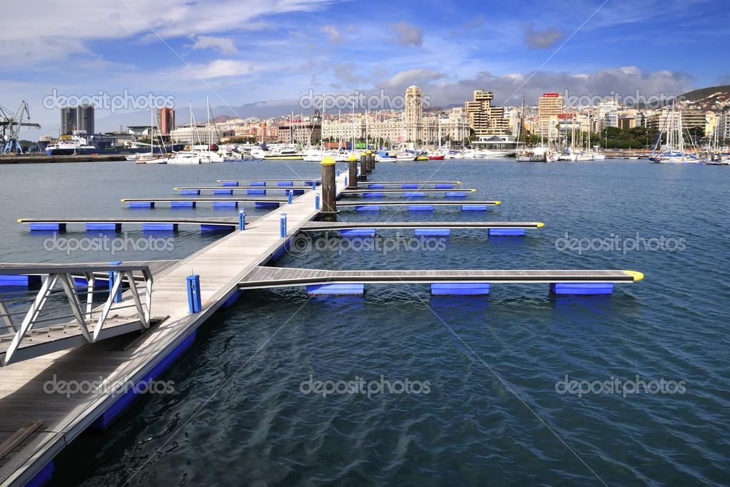 Kanárské přístaviště