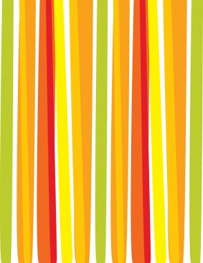 Summer background with stripes