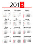 Photo 2013 calendar