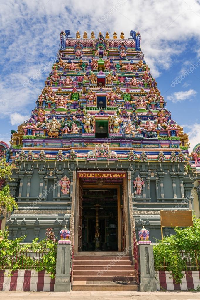 Resultado de imagen de templo hindú en las seychelles