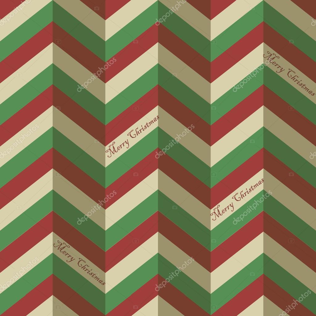 nahtlose Zick-Zack Muster für Geschenkpapier Weihnachten ...
