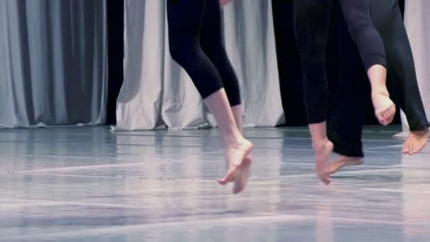 současné choreografie