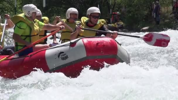 International Competitions rafting
