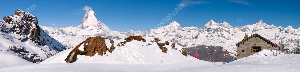Matterhorn Peak Panorama Landscape