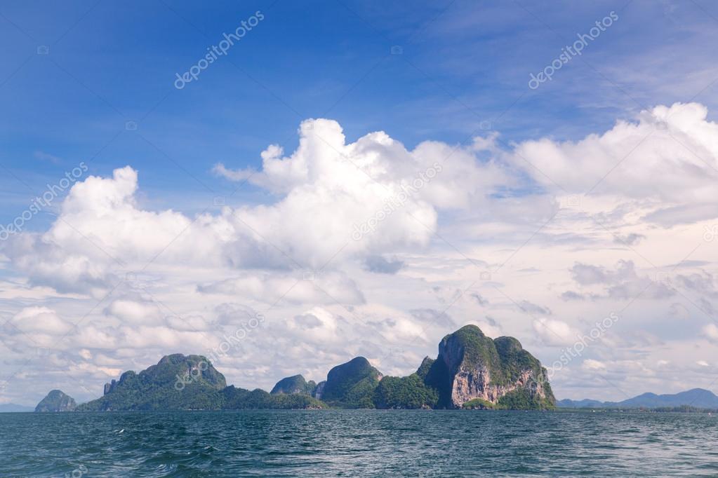 Andaman Sea Coast
