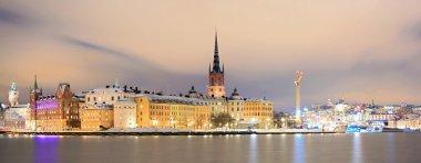 Panorama Stockholm Cityscape