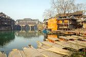 a fenghuang Kína Hongqiao híd