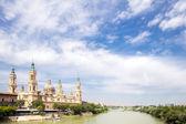Photo Basilica Cathedral Zaragoza Spain