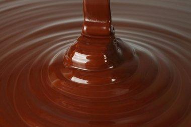 Dark chocolate flow
