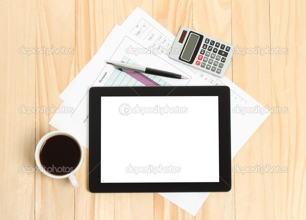 tablet graph paper