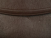 Background of real leather
