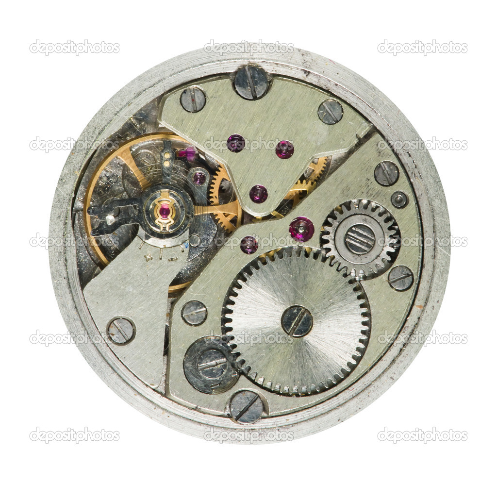 Механічний годинник — Стокове фото — фон © deyangeorgiev2  26225273 0717fc1549981