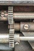 stroj partes mechanismus